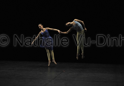 Merce Cunningham / THE LEGACY TOUR